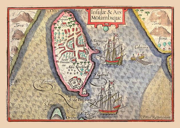Mosambique 1598 Kaerius