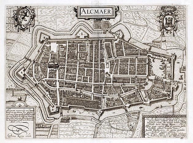 Alkmaar 1603 Kaerius