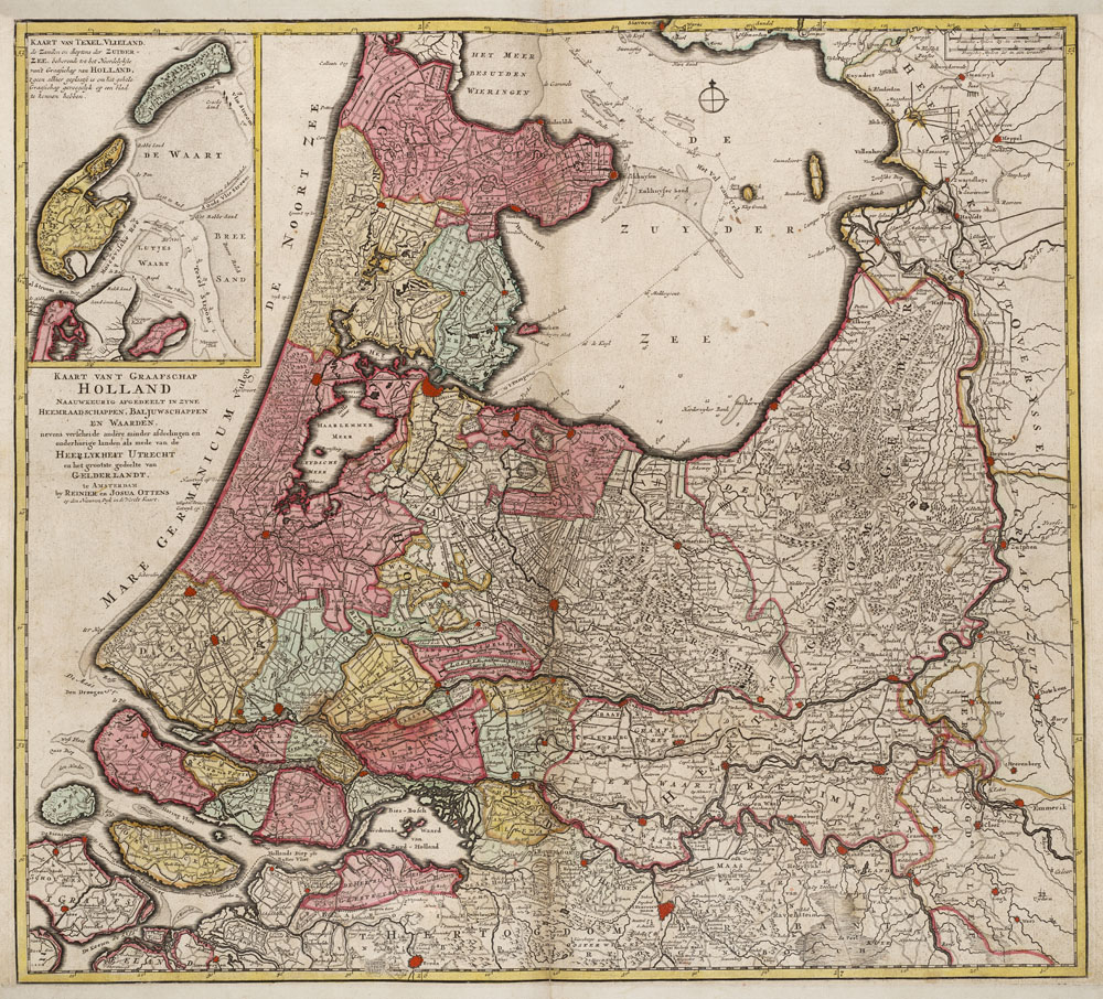 Holland Utrecht 1740 Ottens