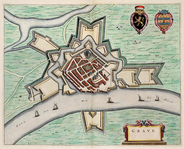 Afbeeldingsresultaat voor grave oude landkaart