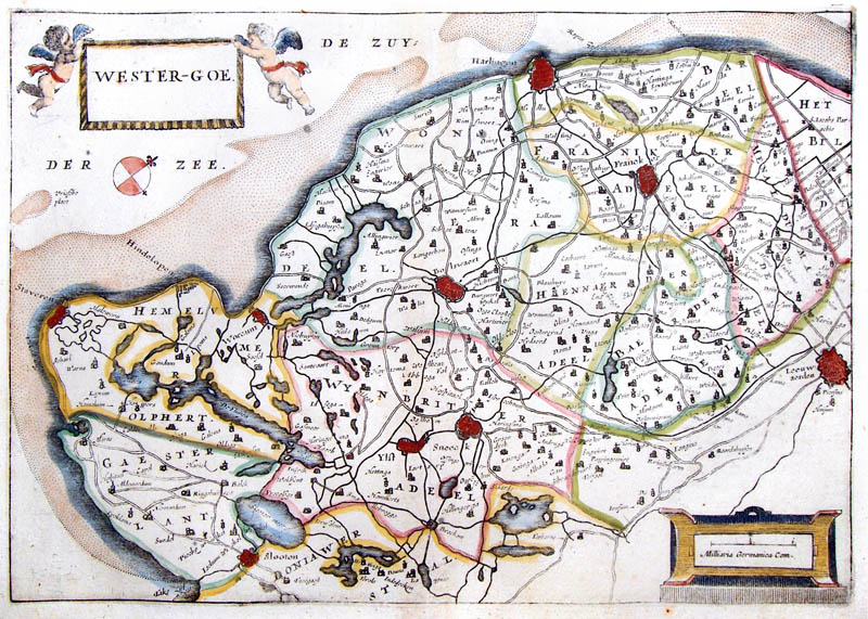 Friesland West 1660 Aertsen