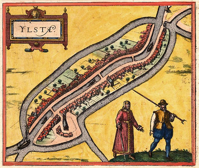 IJlst 1617 Braun en Hogenberg