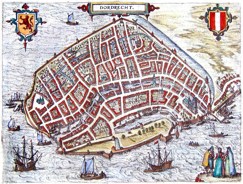 Dordrecht 1581 Guiccardini