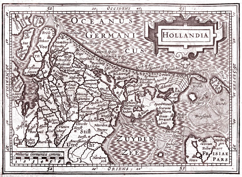 Holland 1633 Guiccardini