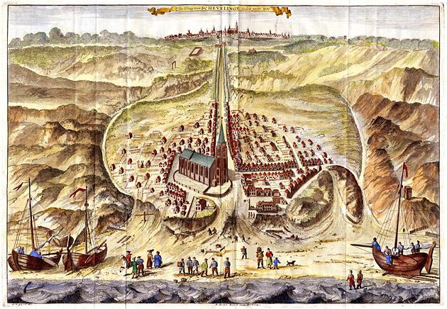 Scheveningen 1729 Boitet